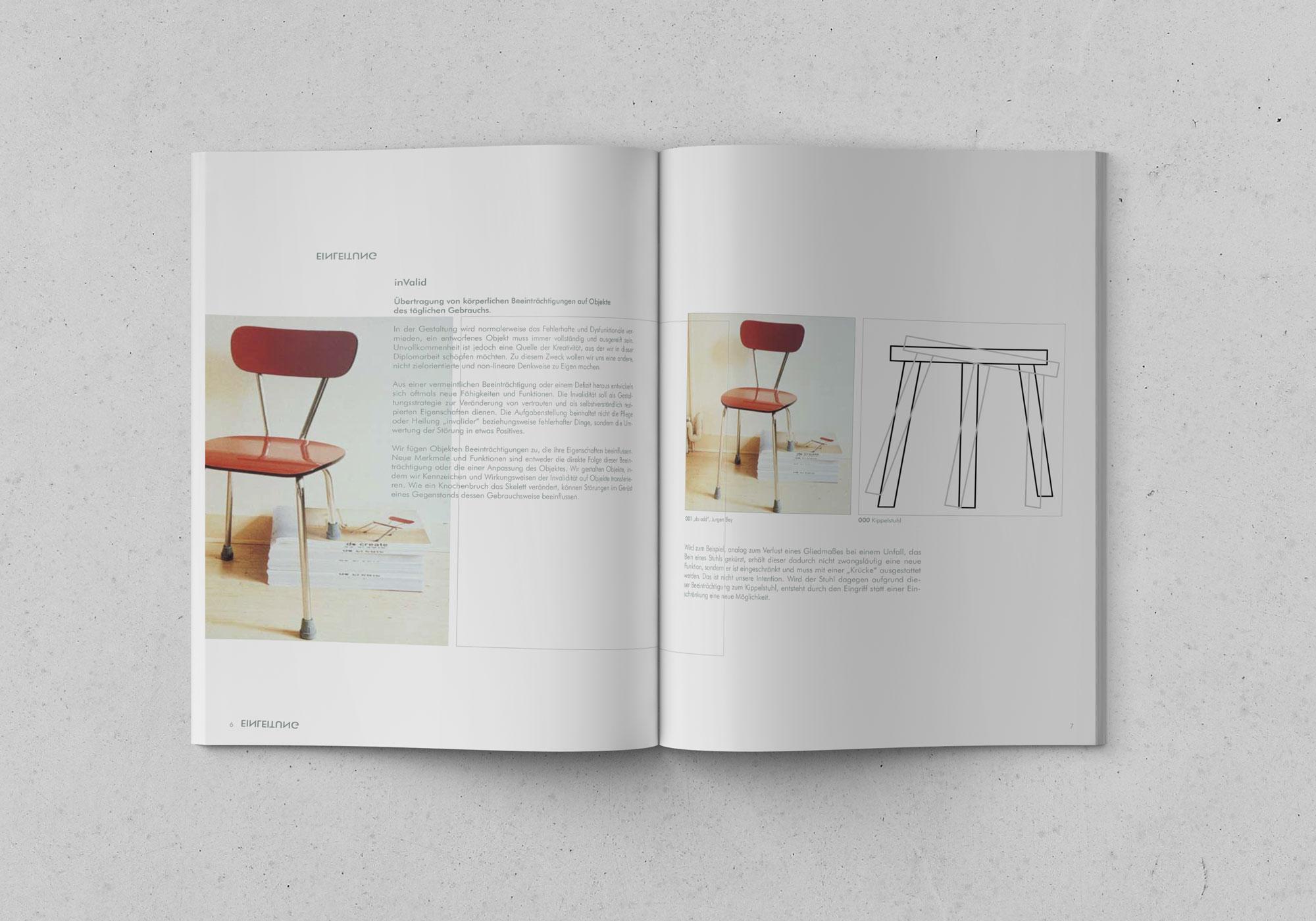 inValid – Nina Farsen | Product- und graphic design